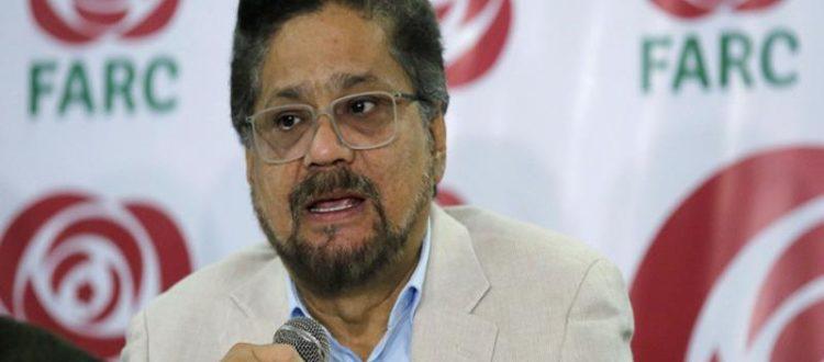 FARC Iván Márquez