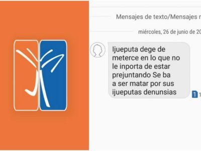 Amenazas a Carlos Fernández