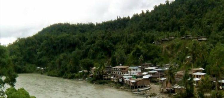 Indígenas Wounaan