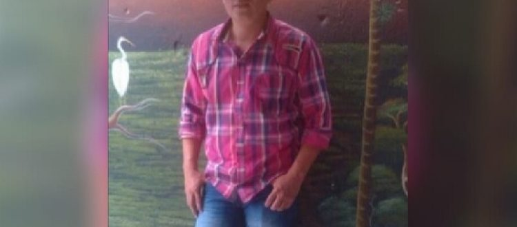 Excombatiente Carlos Miranda
