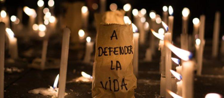 Defender la vida