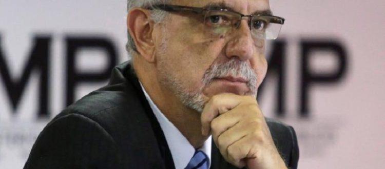 Jurista Iván Velasquez