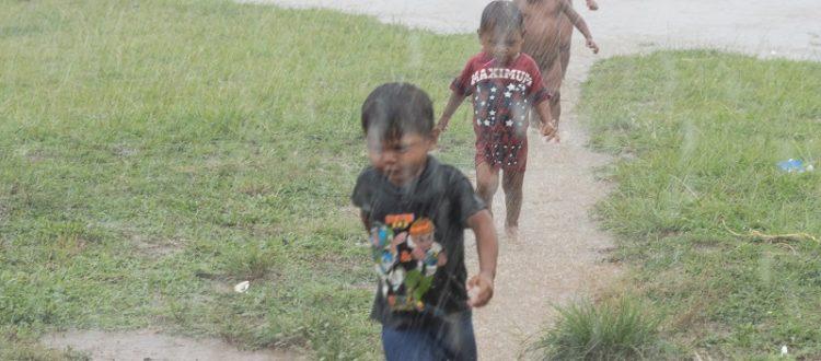 Niños Jiw de Mapiripán