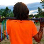 Guardia ambiental indígena embera