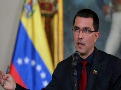 Venezuel Canciller