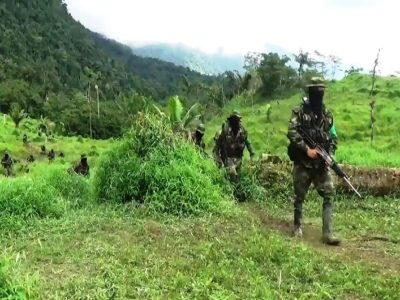 Bijao bajo control de las AGC