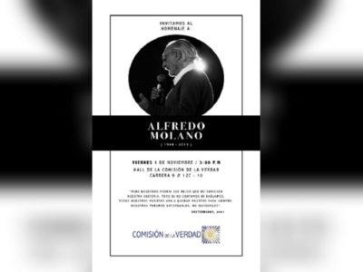 CEV Alfredo Molano