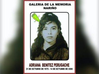 Adriana Fernanda Benítez