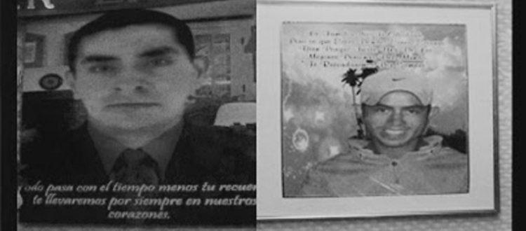 Jesús Oleiver Alvarado Muñoz y Over Erney Muñoz Jesús Oleiver Alvarado Muñóz y Over Erney Muñóz