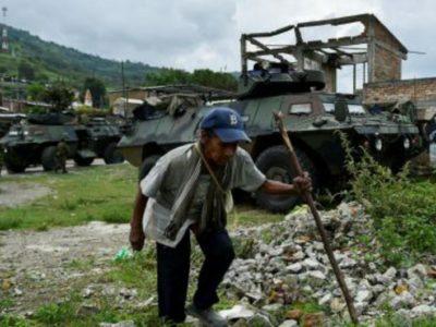 Nasa militarización