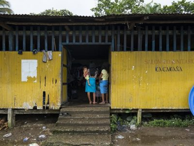 Wounaan Pichimá La Cabaña