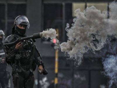ESMAD Protesta