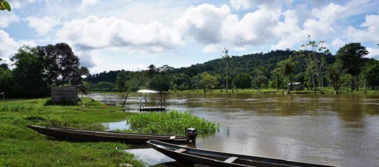 Río Jiguamiandó