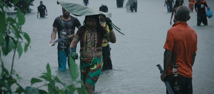 Indígenas embera Jiguamiandó