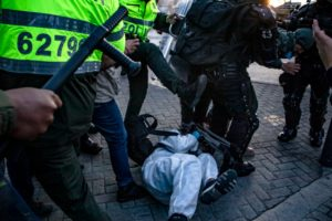 Agresiones policiales